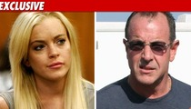 Michael Lohan -- Daddy Non Grata at Lindsay's Rehab