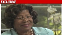Katherine Jackson: MJ Danced to a Washing Machine