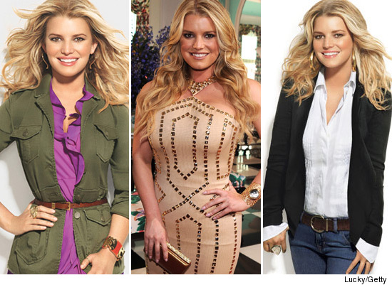 Jessica Simpson Photoshop
