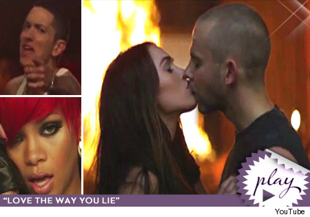 Love the Way You Lie Official Music Video