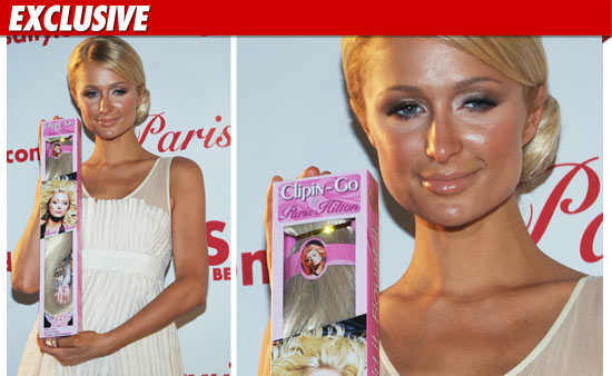 Paris hilton sued for 35 million over hair extensions tmz paris hilton is being sued by a hair extension company which claims the heiress signed a multi million dollar contract to use and promote their fake locks pmusecretfo Gallery