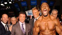 Even 'Expendables' Lose Their Shirt on Wall St.