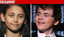 Michael Jackson's Kids Get Schooled