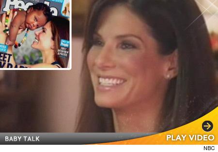 Sandra Bullock Adoption