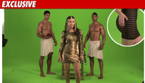 Kim K -- Can't Decide What She 'Likes Poking More'