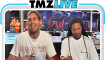 TMZ Live: J.Lo, Fishburne, and Reggie Bush