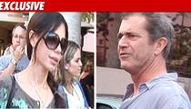 Oksana's Lawyers: Mel Gibson Mediation Illegal