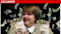 'Two and a Half Men' -- Kid Scores MASSIVE Contract