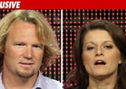 'Sister Wives' Hubby Marries Wife #4