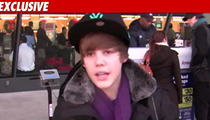 Justin Bieber -- Homophobic Bullying Victim