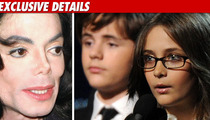 Michael Jackson's Kids: It's Not Daddy's Voice!