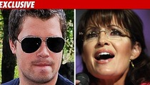 Levi Johnston: Palin Not Qualified for Presidency