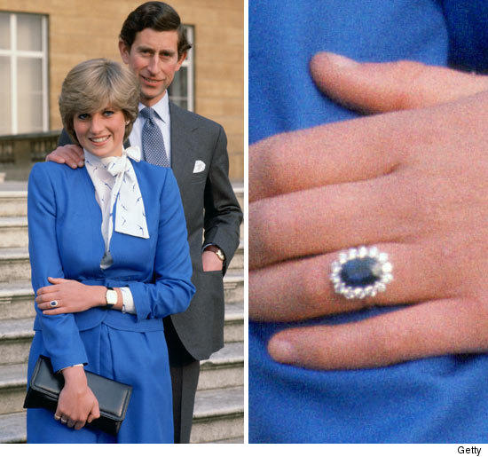 moms engagement ring the same one princess di stopped wearing after charles cheated on her which in turn ruined the marriage embarrassed the - Princess Diana Wedding Ring