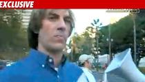 'Brüno' -- Photog Drops Case Over Gay Rally Attack