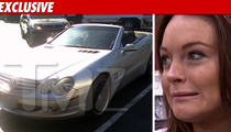 Lindsay Lohan -- Daddy Benz Over Backwards