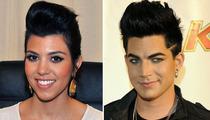 Kourtney K -- 'American Idol'?