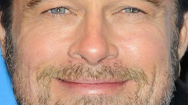 Brad pitt by a nose hair tmz brad pitt is almost 47 years old now and even hes starting to develop old man features like wily untamed yet oddly sexy nose hairs urmus Image collections