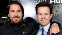 Christian Bale vs. Mark Wahlberg: Who'd You Rather?