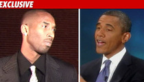 Kobe Bryant & Prez Obama -- One-on-One?