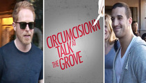 'Modern Family' Star Gets Tips on Circumcision