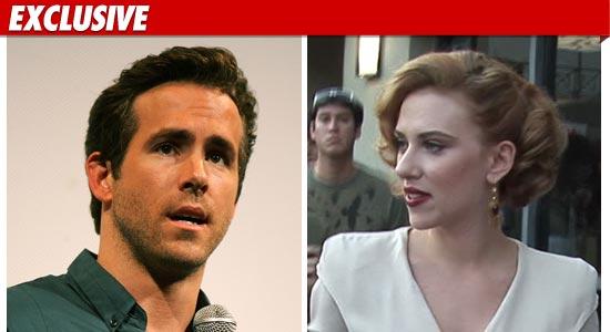 Ryan Reynolds Scarlett Johansson Separated