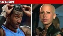 NY Knicks' Amar'e Courts Kanye's Leftovers