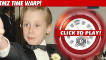 Macaulay Culkin -- Time Warp!!!