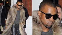 Kanye West -- Is He Fur Real?