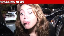 Alleged Miley Cyrus Hacker -- Busted by FBI