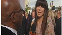 Sandra Bullock -- I'm NOT Dating Ryan Reynolds