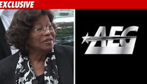 Katherine Jackson: AEG Was Reckless with MJ's Life