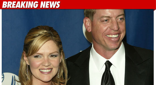 Troy Aikman Divorce I M Separating From My Wife Tmz Com