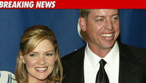 Troy Aikman -- I'm Separating from My Wife