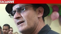 Charlie Sheen: Thanks For Having My Back Boss