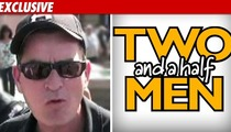 Charlie Sheen -- Rehab for Three Months
