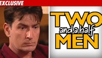 'Two and a Half Men' -- The Show Will Go On!