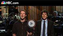 'SNL' -- Zuckerberg vs. Zuckerberg