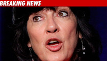 Christiane Amanpour -- I Was Attacked in Egypt, Too!!