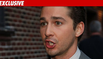 Shia LaBeouf Had Been Looking for a Bar Fight