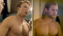 Captain America vs. Thor: Who'd You Rather?