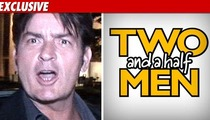 'Two and a Half Men' Crew Furious - Episodes Cut