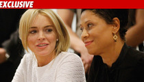 Lindsay Lohan -- I Won't Take Plea Deal with Jail Time