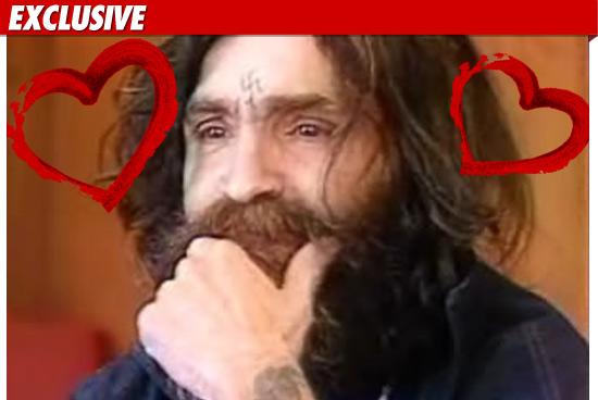 Charles Manson    My Prison Valentine