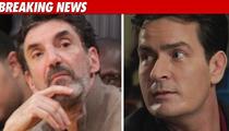 'Men' Creator HITS BACK At Charlie Sheen