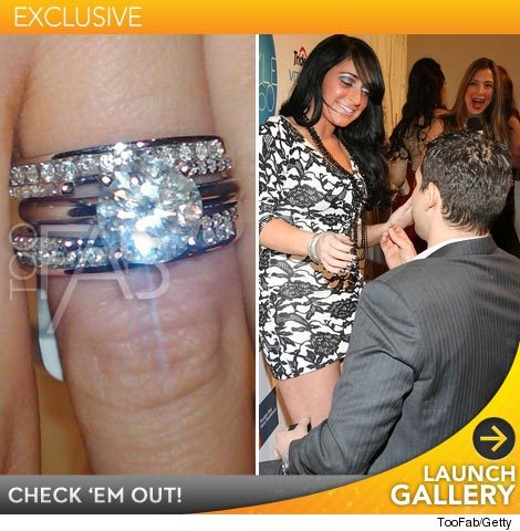 Angelina Pivanick Engagement Ring