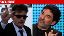 Charlie Sheen: I'm Not an Anti-Semite