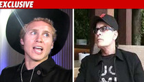 Spencer Pratt -- I Wanna Be Charlie Sheen's Publicist!