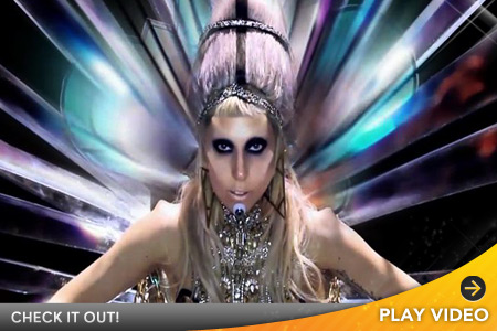 Lday Gaga Born This Way Video