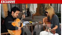 Sheen's 'Goddess' -- Guitar Sesh w/ Ex-Korn Member