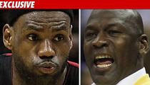 LeBron Jordan Sues LeBron and Jordan